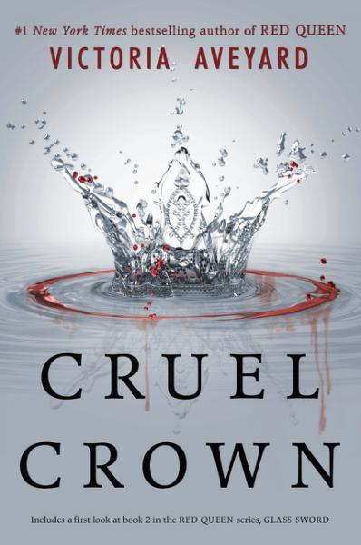 Cruel Crown the silver crown