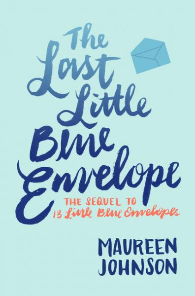 The Last Little Blue Envelope last blue – poems
