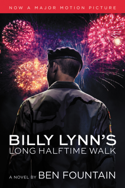 Billy Lynn's Long Halftime Walk [Movie Tie-in Edition] keyes d the minds of billy milligan