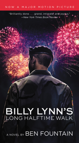Billy Lynn's Long Halftime Walk keyes d the minds of billy milligan