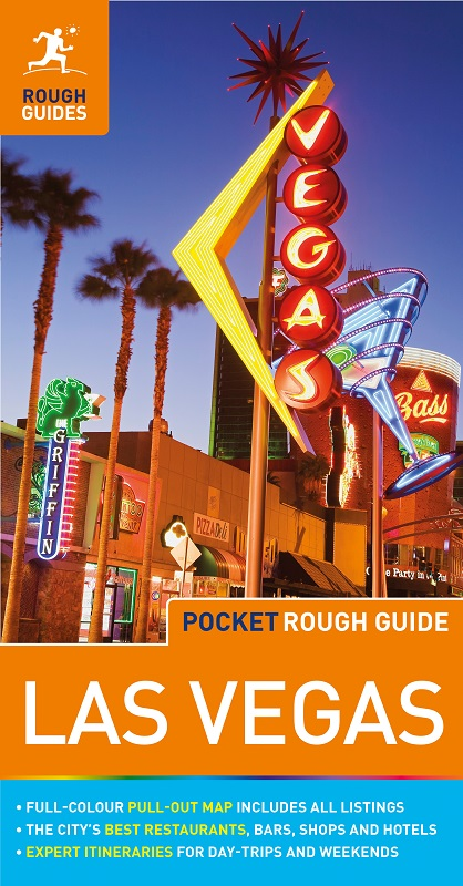 Pocket Rough Guide Las Vegas pocket rough guide las vegas