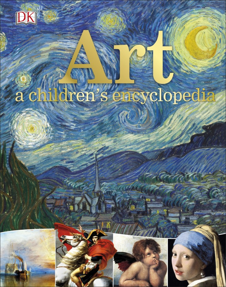 Art A Children's Encyclopedia paul wood western art and the wider world