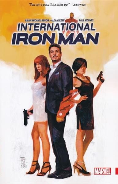 International Iron Man international iron man vol 1