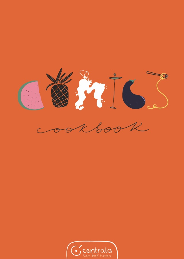 цена Comics Cookbook