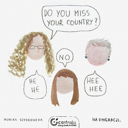 Do You Miss Your Country? blog theory
