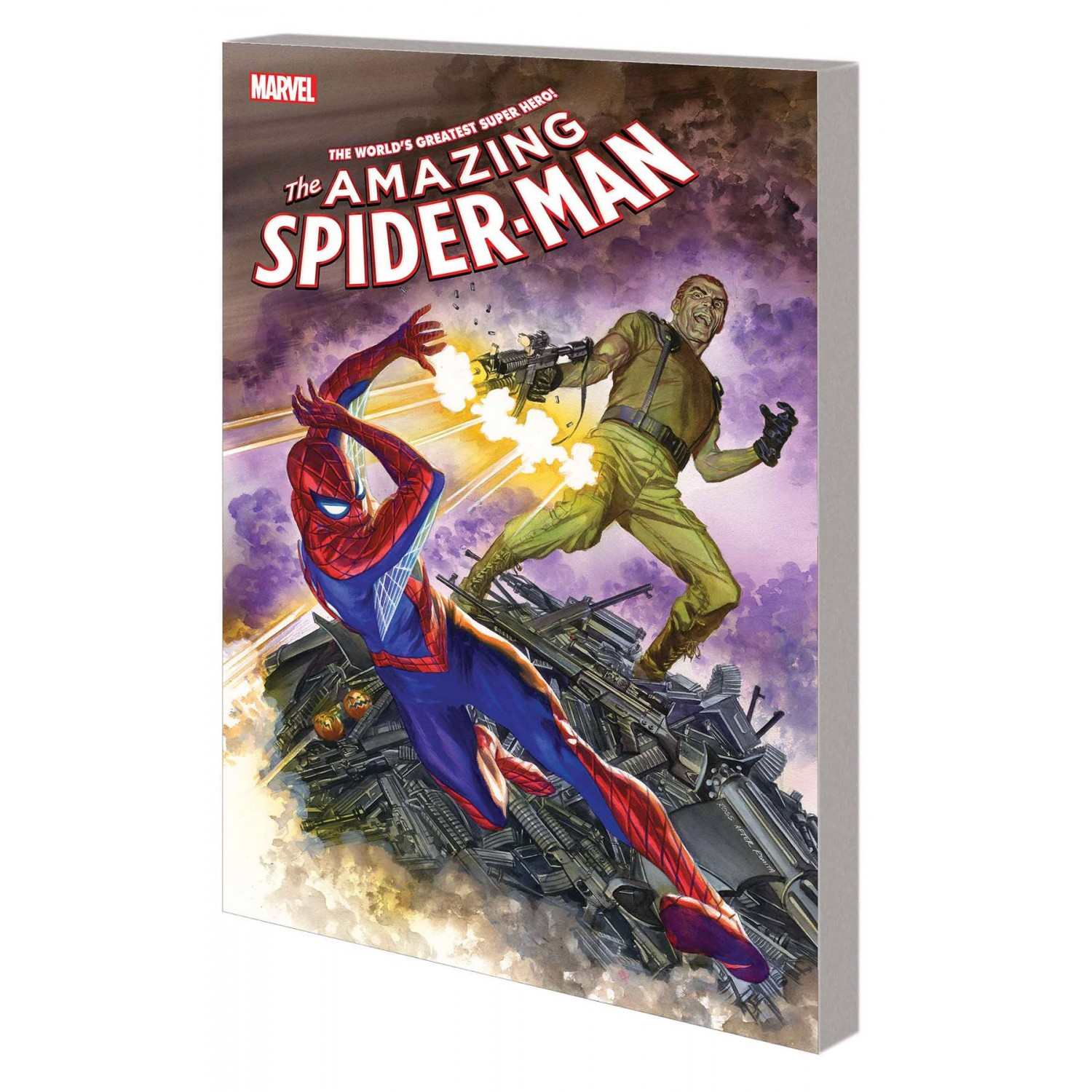 Amazing Spider-Man: Worldwide Volume 6 amazing spider man worldwide vol 6