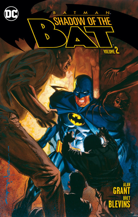 Batman: Shadow of the Bat Vol. 2 the salmon who dared to leap higher