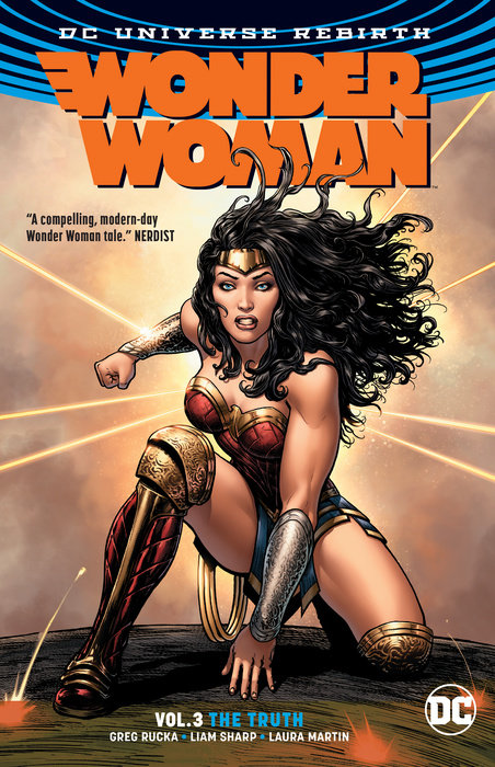 Wonder Woman Vol. 3: The Truth (Rebirth) diana vreeland the modern woman the bazaar years 1936 1962