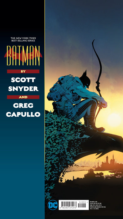 Batman by Scott Snyder & Greg Capullo Box Set 2 greg pak batman superman volume 1 cross world