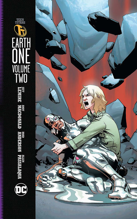 Teen Titans: Earth One: Volume 2 tiny titans vol 01