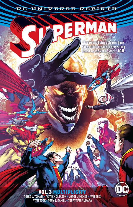 Superman Vol. 3: Multiplicity (Rebirth) earth 2 vol 3 battle cry the new 52