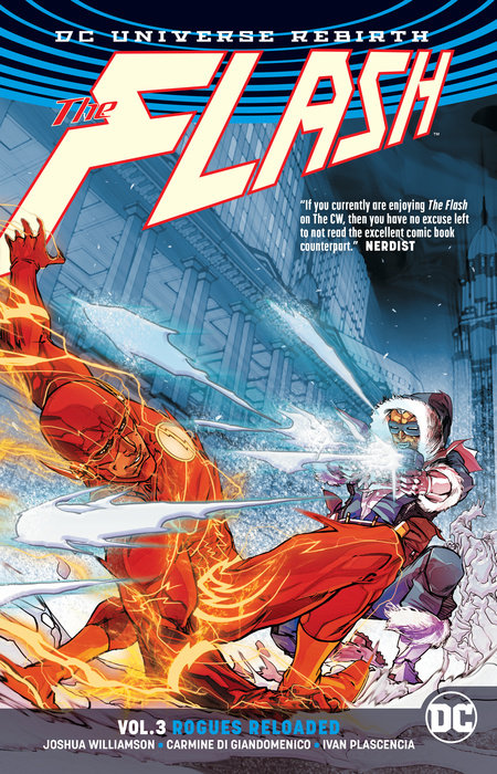 The Flash Vol. 3: Rogues Reloaded (Rebirth) edwards eve the rogues princess