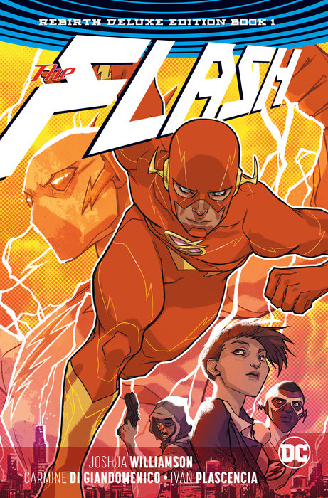 The Flash: The Rebirth Deluxe Edition: Book 1