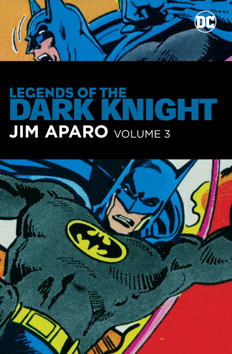 Legends of the Dark Knight: Jim Aparo Vol. 3 batman 66 volume 3