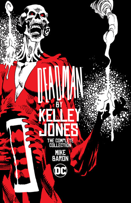 Deadman by Kelley Jones: The Complete Collection kelley armstrong broken