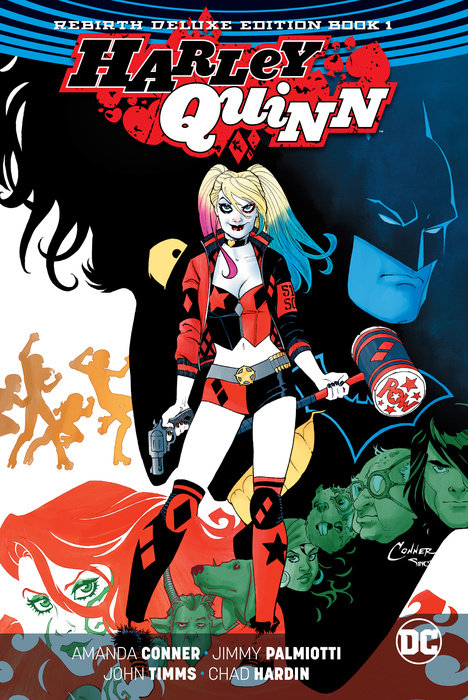Harley Quinn: The Rebirth Deluxe Edition Book 1 (Rebirth) x rebirth где купить рационы питания