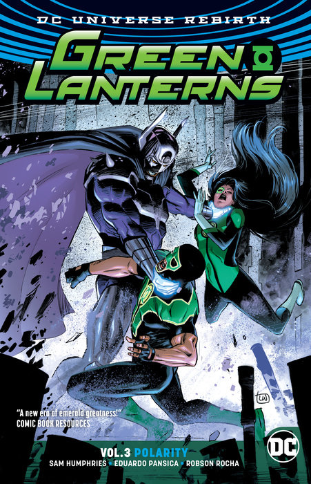Green Lanterns Vol. 3: Polarity (Rebirth)