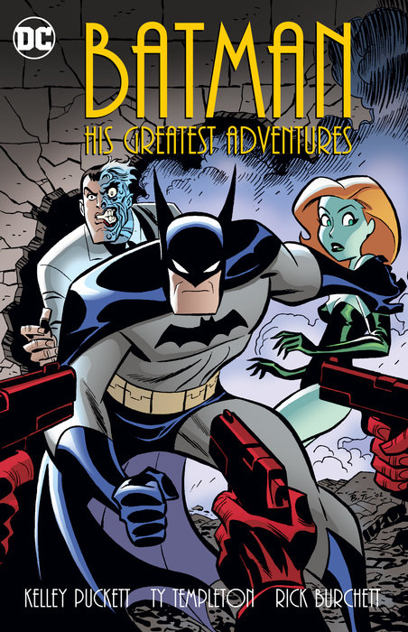 Batman: His Greatest Adventures the batman adventures volume 2