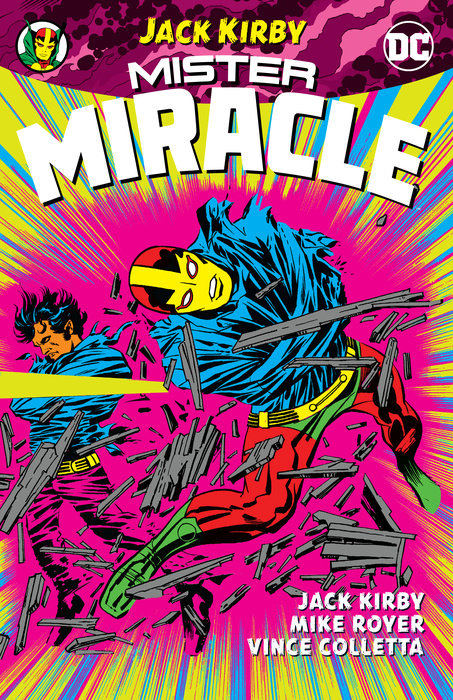 Mister Miracle miracle on 5th avenue
