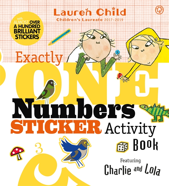 Exactly One Numbers Sticker Activity Book mastering arabic 1 activity book