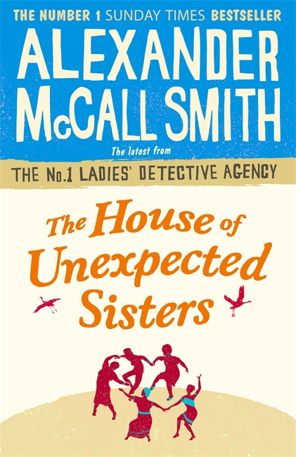 The House of Unexpected Sisters what she left