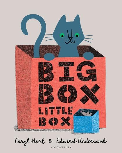 Big Box Little Box, Зарубежная литература для детей  - купить со скидкой