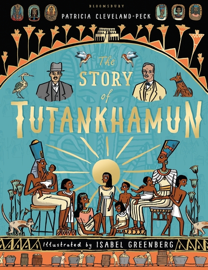 The Story of Tutankhamun story of king arthur and his knights
