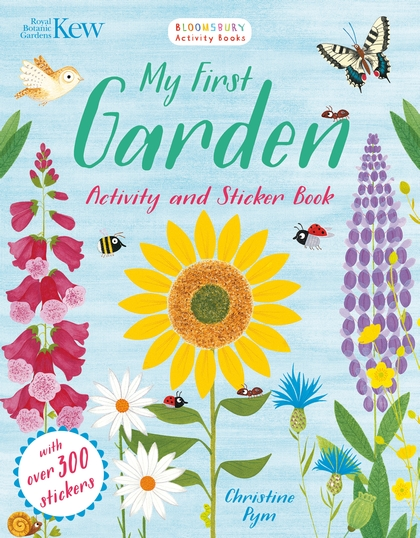 Kew My First Garden Activity and Sticker Book in garden мармелад 10