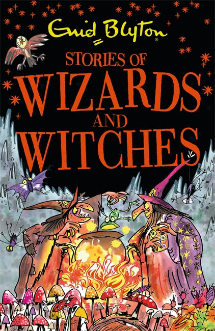 Stories of Wizards and Witches the wizards of once