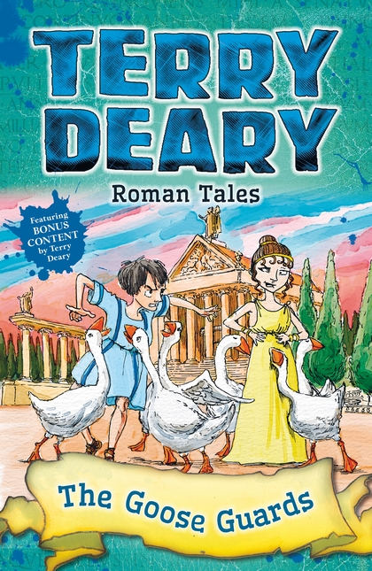 Roman Tales: The Goose Guards перро ш the tales of mother goose