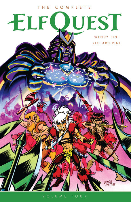 The Complete ElfQuest Volume 4 secret warriors the complete collection volume 1