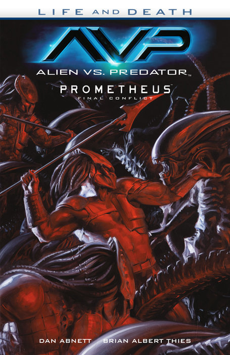 Alien vs. Predator: Life and Death aliens colonial marines