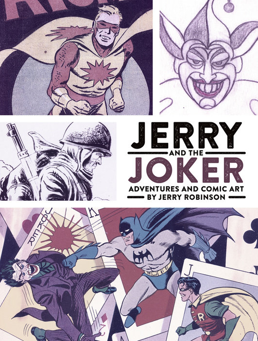 Jerry and the Joker: Adventures and Comic Art batman detective comics vol 3 emperor penguin the new 52