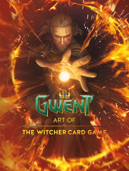 The Art of the Witcher: Gwent Gallery Collection the art of shaving дорожный набор с помпой carry on сандал