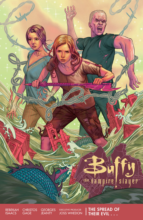 Buffy Season 11 Volume 1: The Spread of Their Evil