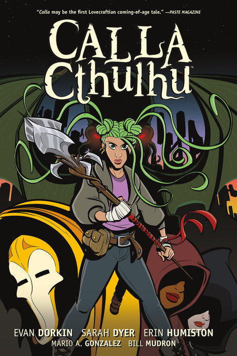 Calla Cthulhu the call of cthulhu and other weird tales