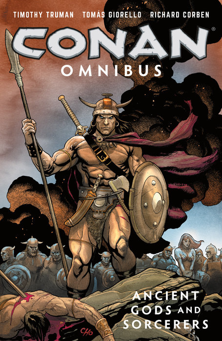 Conan Omnibus Volume 3: Ancient Gods and Sorcerers chronicles of king conan volume 6 a death in stygia and other stories