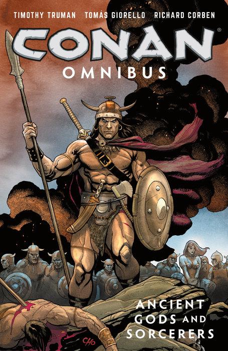 Conan Omnibus Volume 3: Ancient Gods and Sorcerers aliens omnibus volume 3