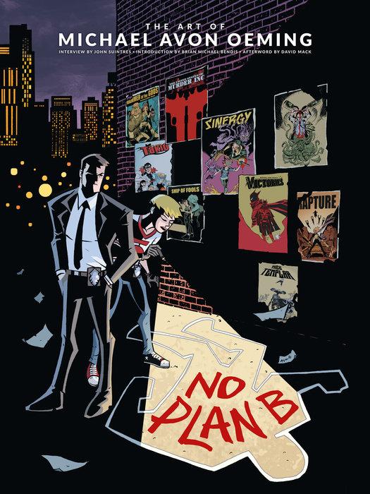 The Art of Michael Avon Oeming: No Plan B michael burns digital sci fi art