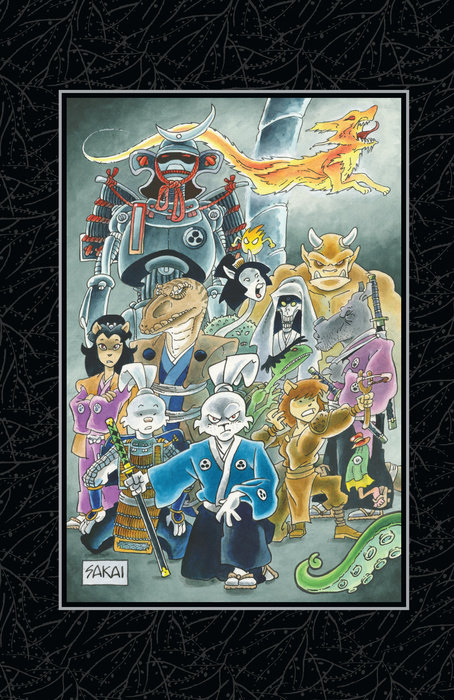 The Usagi Yojimbo Saga Legends Limited Edition usagi yojimbo book 5 lone goat and kid