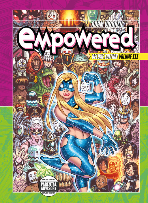 Empowered Deluxe Edition Volume 3 элтон джон elton john goodbye yellow brick road deluxe edition 2 cd