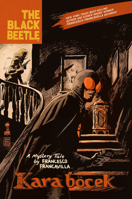 The Black Beetle: Kara Bocek майка классическая printio the skull of a hero