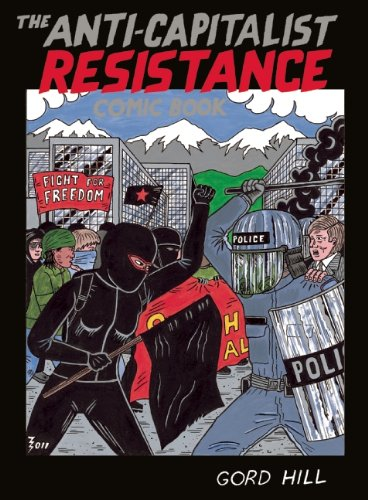 Anti-Capitalist Resistance Comic Book, The reflex control of posture and movement 50
