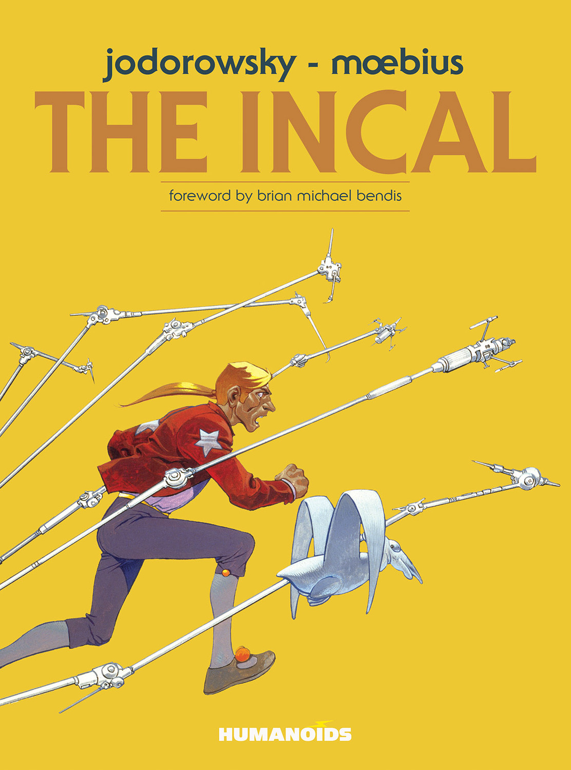 The Incal before the incal