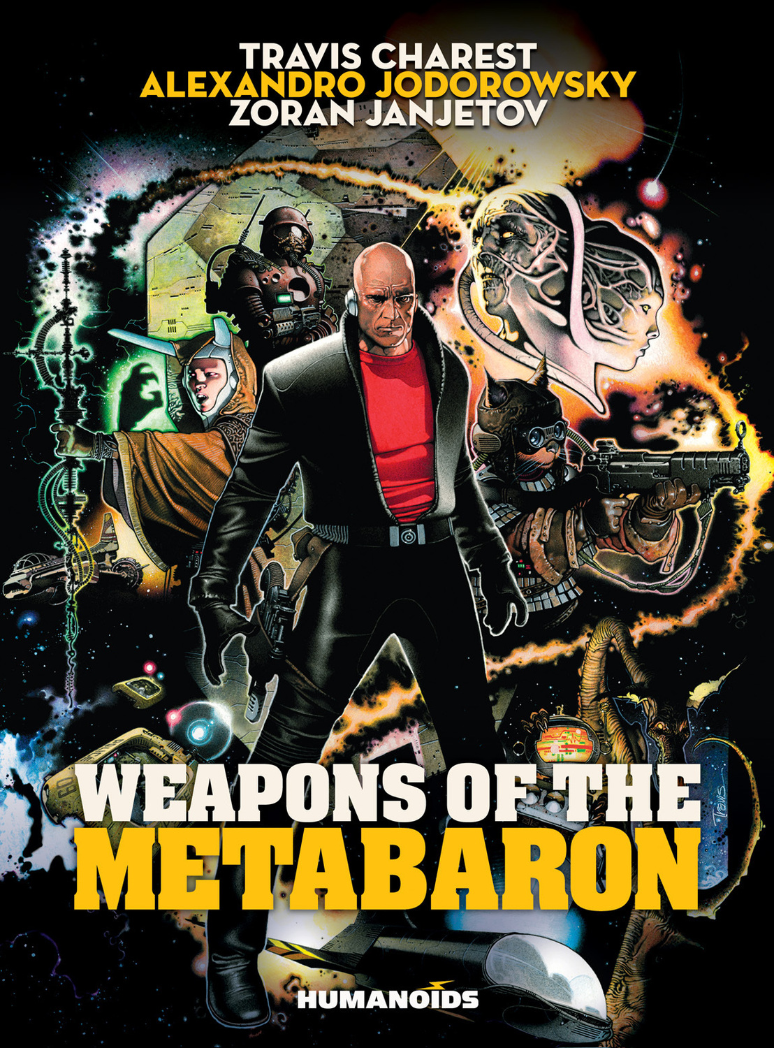 Weapons of the Metabaron how to secure the blessing of liberty
