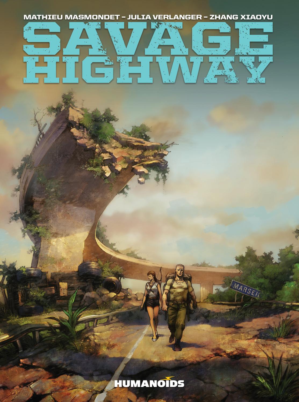 Savage Highway ruins