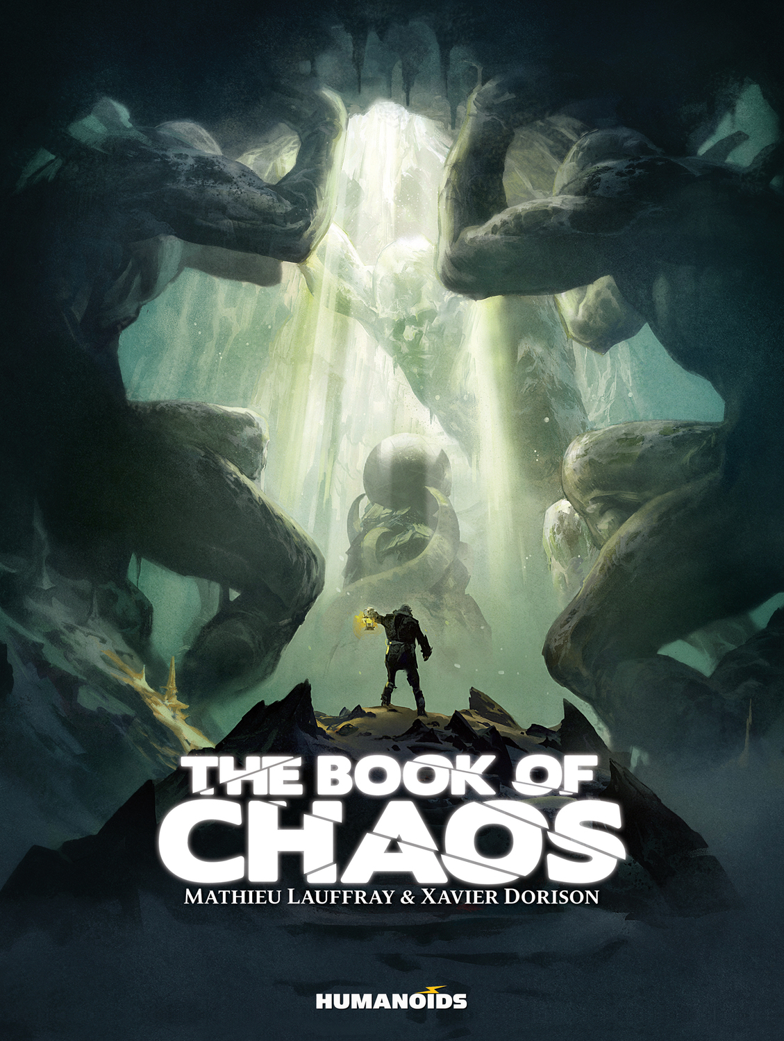 The Book of Chaos b p r d hell on earth volume 8 lake of fire