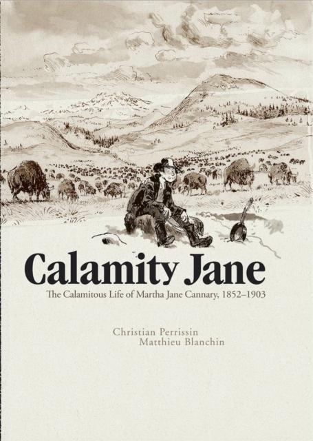 Calamity Jane buffalo bill cody