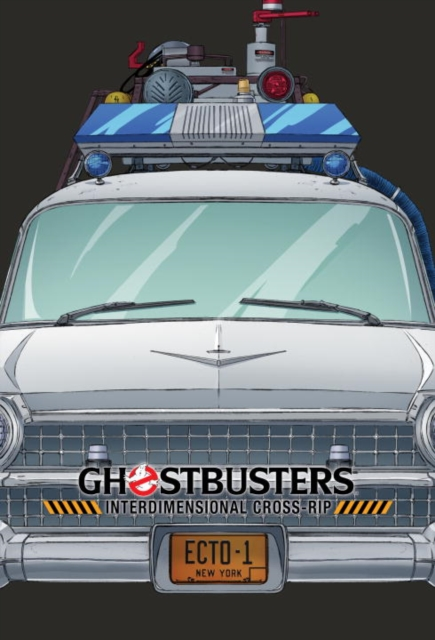 Ghostbusters: Interdimensional Cross-Rip norman god that limps – science and technology i n the eighties