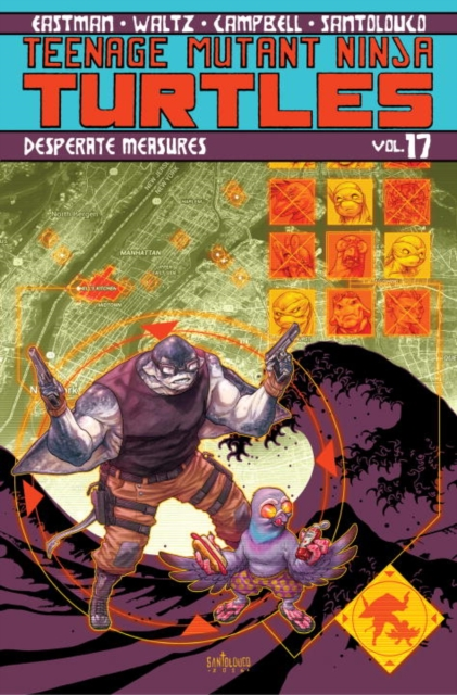 Teenage Mutant Ninja Turtles : Desperate Measures Volume 17